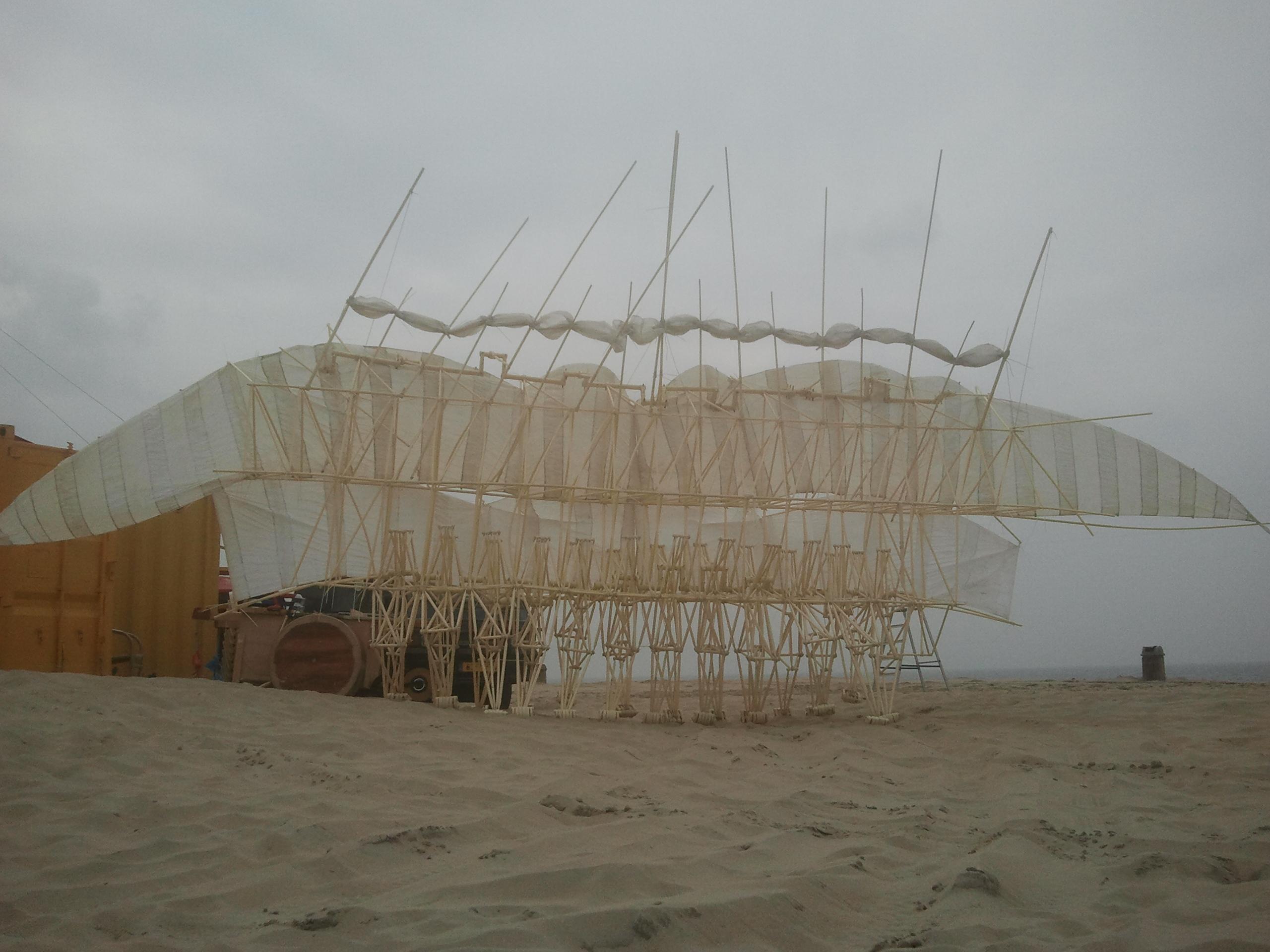 2013 New Strandbeest